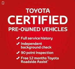 2013 Toyota Kluger GSU40R MY12 Altitude 2WD White 5 Speed Sports Automatic Wagon