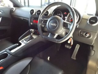 2009 Audi TT 8J MY09 S Tronic Silver 6 Speed Sports Automatic Dual Clutch Coupe