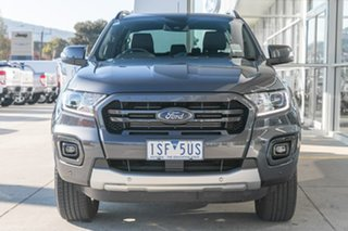 2020 Ford Ranger PX MkIII 2020.75MY Wildtrak Grey 6 Speed Sports Automatic Double Cab Pick Up.