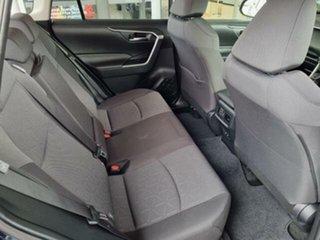 2020 Toyota RAV4 Saturn Blue Wagon