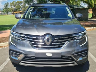 2021 Renault Koleos HZG MY21 Intens X-tronic Grey Metallic 1 Speed Constant Variable Wagon.