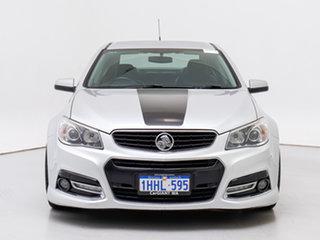 2013 Holden Commodore VF SS-V Silver 6 Speed Automatic Sedan.