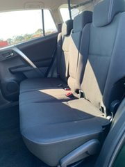 2013 Toyota RAV4 ASA44R MY14 GXL AWD Green 6 Speed Sports Automatic Wagon