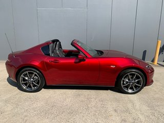 2021 Mazda MX-5 ND GT RF SKYACTIV-Drive Soul Red Crystal 6 Speed Sports Automatic Targa.