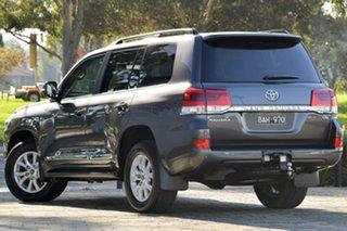 2019 Toyota Landcruiser VDJ200R Sahara Grey 6 Speed Sports Automatic Wagon.