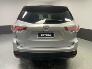 2016 Toyota Kluger GSU50R GX 2WD Silver 6 Speed Sports Automatic Wagon