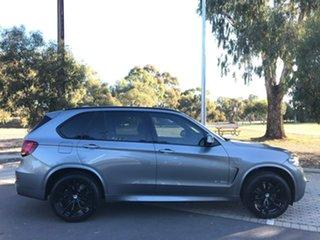 2017 BMW X5 F15 xDrive30d Grey 8 Speed Sports Automatic Wagon.