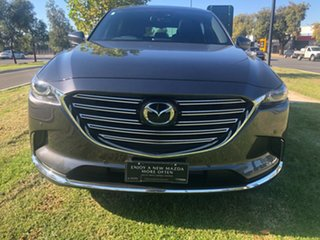 2017 Mazda CX-9 TC Azami SKYACTIV-Drive Machine Grey 6 Speed Sports Automatic Wagon.