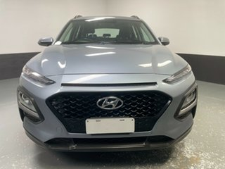 2019 Hyundai Kona OS.2 MY19 Active 2WD Silver 6 Speed Sports Automatic Wagon