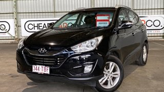 2013 Hyundai ix35 LM2 Elite AWD 6 Speed Sports Automatic Wagon.