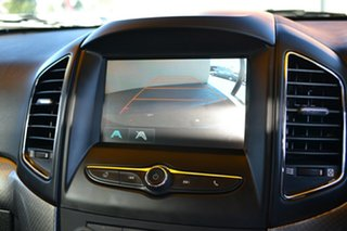 2017 Holden Captiva CG MY17 Active 2WD Burgundy 6 Speed Sports Automatic Wagon