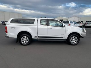 2012 Holden Colorado RG MY13 LTZ Space Cab White 6 Speed Sports Automatic Utility