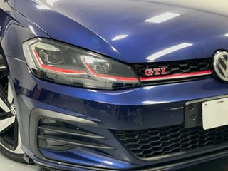 2019 Volkswagen Golf 7.5 MY19.5 GTI DSG Blue 7 Speed Sports Automatic Dual Clutch Hatchback.