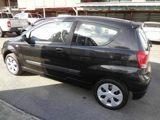 2006 Holden Barina TK Black 5 Speed Manual Hatchback