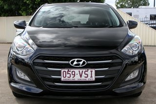 2015 Hyundai i30 GD4 Series II MY16 Active Black 6 Speed Sports Automatic Hatchback