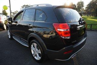 2014 Holden Captiva CG MY14 7 AWD LTZ Carbon Flash 6 Speed Sports Automatic Wagon.