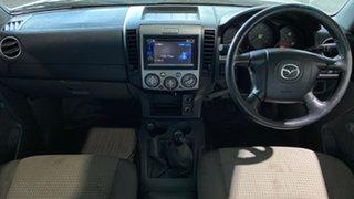 2008 Mazda BT-50 UNY0E3 DX White 5 Speed Manual Utility