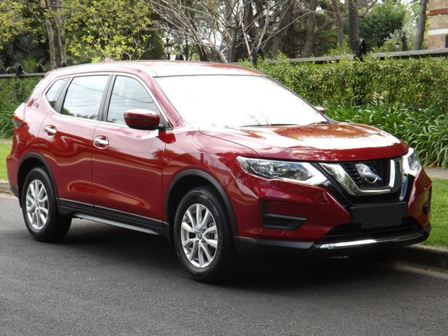 Used Nissan X-Trail T32 Series III MY20 ST X-tronic 2WD Nailsworth, 2020 Nissan X-Trail T32 Series III MY20 ST X-tronic 2WD Red 7 Speed Constant Variable Wagon