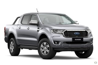 2021 Ford Ranger PX MkIII 2021.25MY XLT Hi-Rider Silver 6 Speed Sports Automatic Double Cab Pick Up