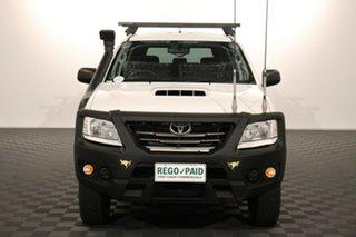 2015 Toyota Hilux KUN26R MY14 SR Double Cab Glacier 5 speed Automatic Utility.