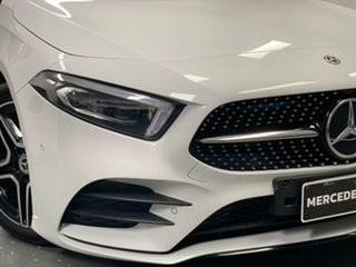 2018 Mercedes-Benz A-Class W177 A250 DCT 4MATIC Limited Edition White 7 Speed