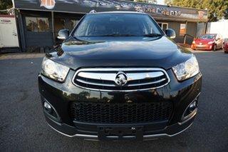 2014 Holden Captiva CG MY14 7 AWD LTZ Carbon Flash 6 Speed Sports Automatic Wagon