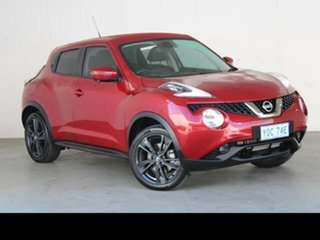 2019 Nissan Juke F15 MY18 TI-S (AWD) Continuous Variable Wagon.