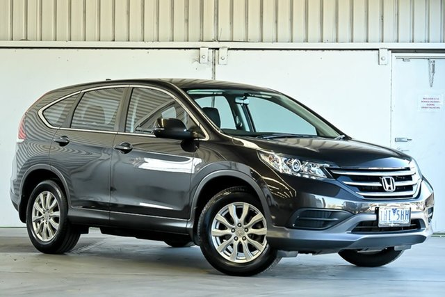 Used Honda CR-V RM MY15 VTi Laverton North, 2014 Honda CR-V RM MY15 VTi Brown 5 Speed Automatic Wagon