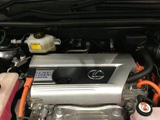 2016 Lexus NX AYZ15R NX300h E-CVT AWD Sports Luxury Grey 6 Speed Constant Variable Wagon Hybrid