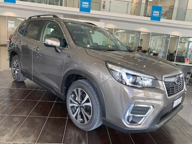 Demo Subaru Forester Liverpool, Forester MY21 2.5i-P Ptrl CVT AWD 5dr Wag