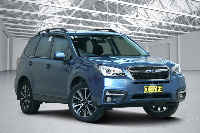 Used Subaru Forester MY18 2.5I-S Altona North, 2017 Subaru Forester MY18 2.5I-S Blue Continuous Variable Wagon