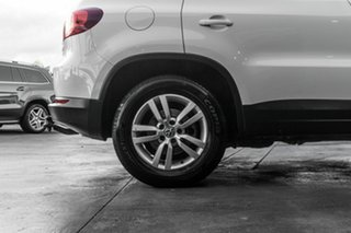 2012 Volkswagen Tiguan 5N MY12.5 103TDI 4MOTION White 6 Speed Manual Wagon