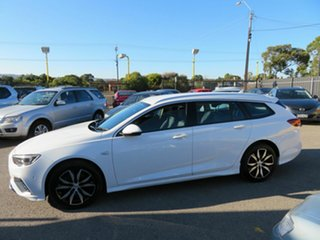 2017 Holden Commodore ZB RS White 9 Speed Automatic Sportswagon