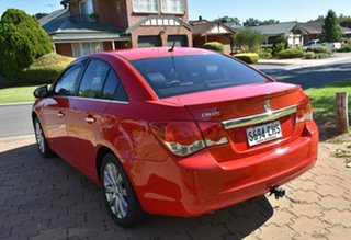 2014 Holden Cruze JH Series II MY14 SRi Z Series Red 6 Speed Sports Automatic Sedan
