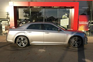 2013 Chrysler 300 LX MY13 SRT-8 Core Silver 5 Speed Sports Automatic Sedan.