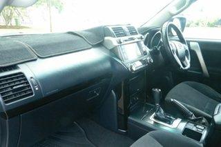 2013 Toyota Landcruiser Prado KDJ150R MY14 GXL Silver 5 Speed Sports Automatic Wagon