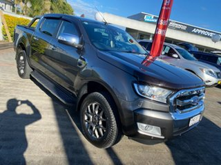 2017 Ford Ranger XLT Grey Sports Automatic Double Cab Pick Up