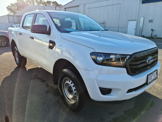Used Ford Ranger PX MkIII 2019.00MY XL Hi-Rider Epsom, 2019 Ford Ranger PX MkIII 2019.00MY XL Hi-Rider White 6 Speed Sports Automatic Double Cab Pick Up