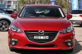 2016 Mazda 3 BN MY17 Maxx Red 6 Speed Automatic Hatchback