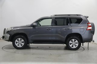 2016 Toyota Landcruiser Prado GDJ150R GXL Grey 6 Speed Sports Automatic Wagon.