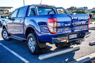 2020 Ford Ranger PX MkIII 2020.75MY XLT Blue 6 Speed Sports Automatic Double Cab Pick Up