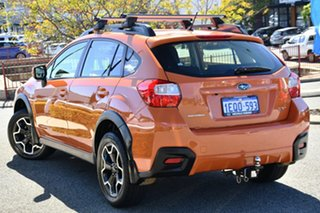 2013 Subaru XV G4X MY13 2.0i AWD Tangerine Orange 6 Speed Manual Wagon.