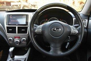 2008 Subaru Impreza G3 MY09 RS AWD White 4 Speed Sports Automatic Sedan