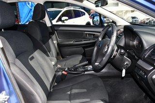 2014 Subaru XV G4X MY14 2.0i-L Lineartronic AWD Quartz Blue 6 Speed Constant Variable Wagon