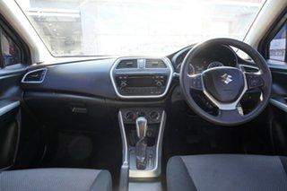 2015 Suzuki S-Cross JY GL (4x2) Grey Continuous Variable Wagon