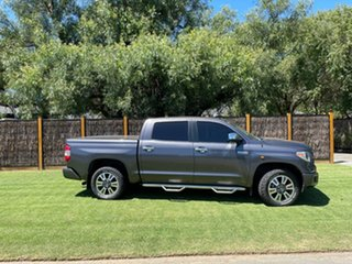 2018 Toyota Tundra (No Series) Platinum Grey Automatic Utility.