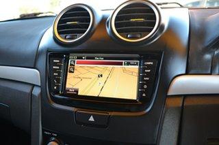 2011 Holden Commodore VE II MY12 SS V Redline Black 6 Speed Manual Sedan