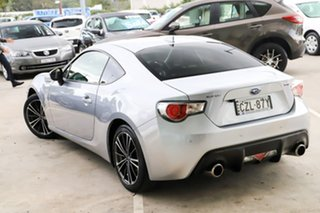 2015 Subaru BRZ Z1 MY15 Silver 6 Speed Manual Coupe.