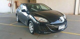 2010 Mazda 3 BL10F1 Neo Activematic Black 5 Speed Sports Automatic Sedan.