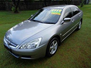 2005 Honda Accord 7th Gen VTi Grey 5 Speed Automatic Sedan